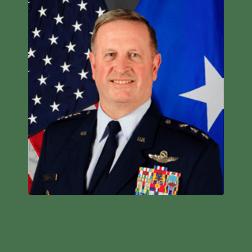 Lt. General (USAF, ret.) Thomas Trask